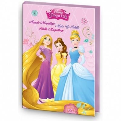 Princesas Estuche Princesas Disney Agenda Maquillaje