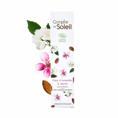 Gorgée de Soleil Gorgee de Soleil Eau de Parfum Almendra Orgánica & Flor de Jazmín