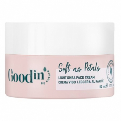 Goodin Goodin Soft as Petals Light Shea Face Cream