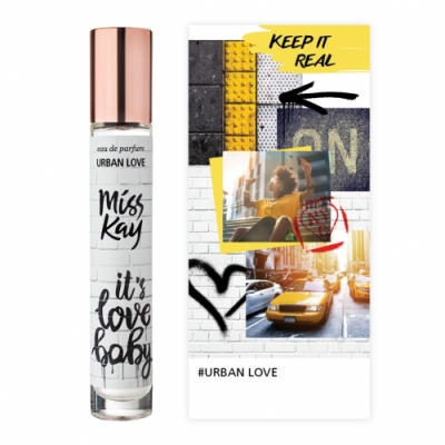 Miss Kay Eau de Parfum Urban Love