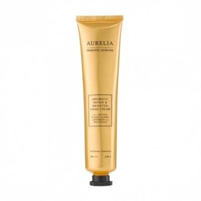 Aurelia Probiot Skincare Aurelia Probiotic Skincare Crema de Manos Aromática Reparadora e Iluminadora