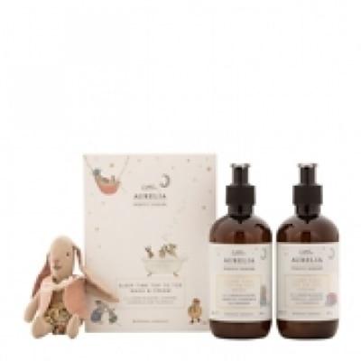 Aurelia Probiot Skincare Skin Care Duo Limpiadora + crema corporal noche