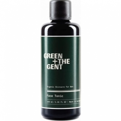 Green + The Gent Green + The Gent Face Tonic
