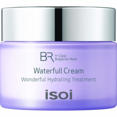 Isoi iSOi Bulgarian Rose Waterfull Cream