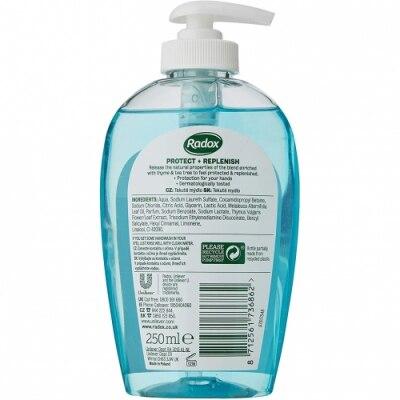 Radox Radox Jabón de Manos Replenishing Antibacterial