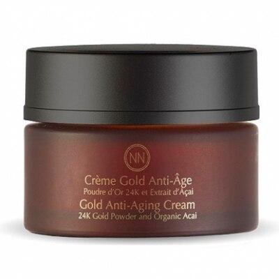 Innossence Innossence Cosmetiques Crema Gold Antiedad Polvo de Oro 24K y Extracto de Acai