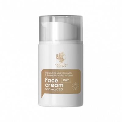 Reakiro Reakiro Crema Hidratante Facial con CBD Día