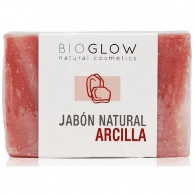 Bio Glow Bioglow Jabón Natural Arcilla Roja