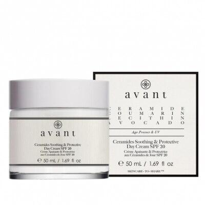 Avant SkinCare Avant Skincare Crema de Día Protectora y Calmante de Ceramidas SPF20