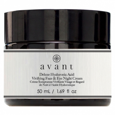 Avant SkinCare Avant Skincare Crema Noche Cara y Ojos con Ácido Hialurónico