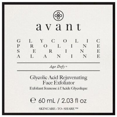 Avant SkinCare Avant Skincare Exfoliante Facial Rejuvenecedor Ácido Glicólico