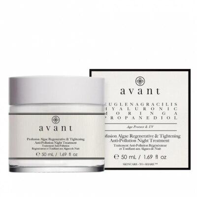 Avant SkinCare Avant Skincare Tratamiento Noche Regenerador y Tensor Anticontaminación
