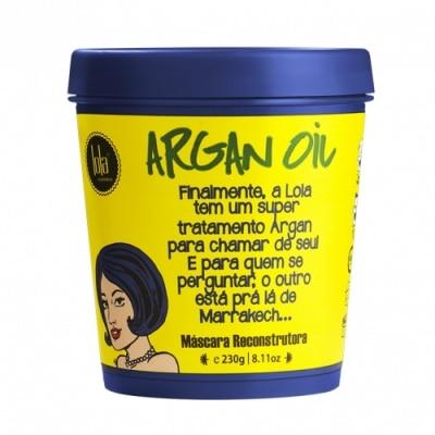 Lola Cosmetics Lola Cosmetics Argan Oil Mascara Reconstructora