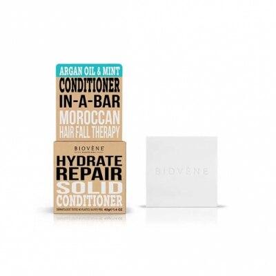 Biovene Biovene Acondicionador Sólido Hydrate Repair Argan Oil & Mint