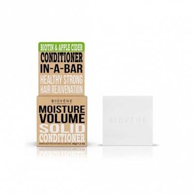 Biovene Biovene Acondicionador Sólido Moisture Volume Biotin & Apple Cider