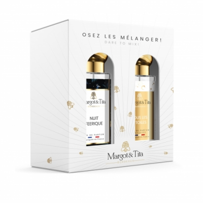 Margot Tita Margot Tita Gift Box Sous Les Etoiles Nuit Feerique
