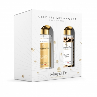 Margot Tita Margot Tita Gift Box Tombe Du Ciely Ad La Joie
