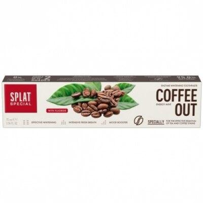 Splat Splat Pasta Coffee Out GB