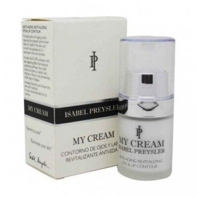 Isabel Preysler My Cream Contorno De Ojos Y Labios