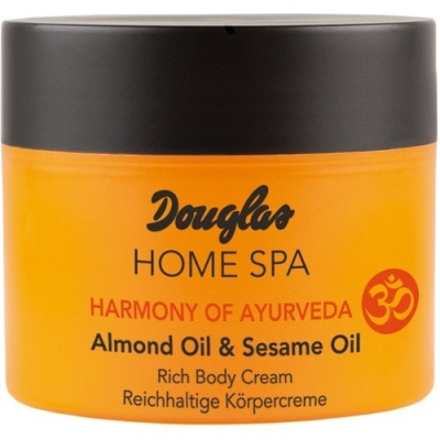 Douglas Home Spa Rich Body Cream Almond Oil Sesame Oil