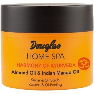 Douglas Home Spa Sugar & Oil Scrub Almond Oil Indian Mango Oil