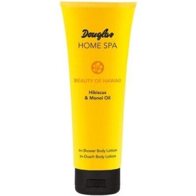 Douglas Home Spa Hibiscus Monoi Oil In Dusch Body Lotion