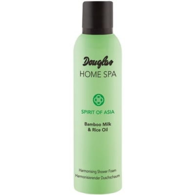 Douglas Home Spa Harmonising Shower Foam Bamboo Milk Rice Oil