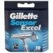Gillette Cargador Sensor Excel 10 Cabezales