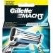 Gillette Recambio Mach3 Pack 5 Unidades