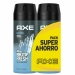 Axe Axe Pack Duplo Ahorro Desodorante Ice Chill