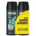 Axe Axe Pack Duplo Desodorante Apollo