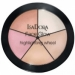 Isadora Isadora Face Glow Highlighting Wheel