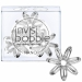 Invisibobble Pack Invisibobble Nano Hanging Crystal Clear