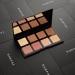 Morphe Morphe Totally Tan Face Palette 8T - Paleta Rostro