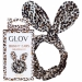 Glov Glov Bunny Ears Safary Cheetah