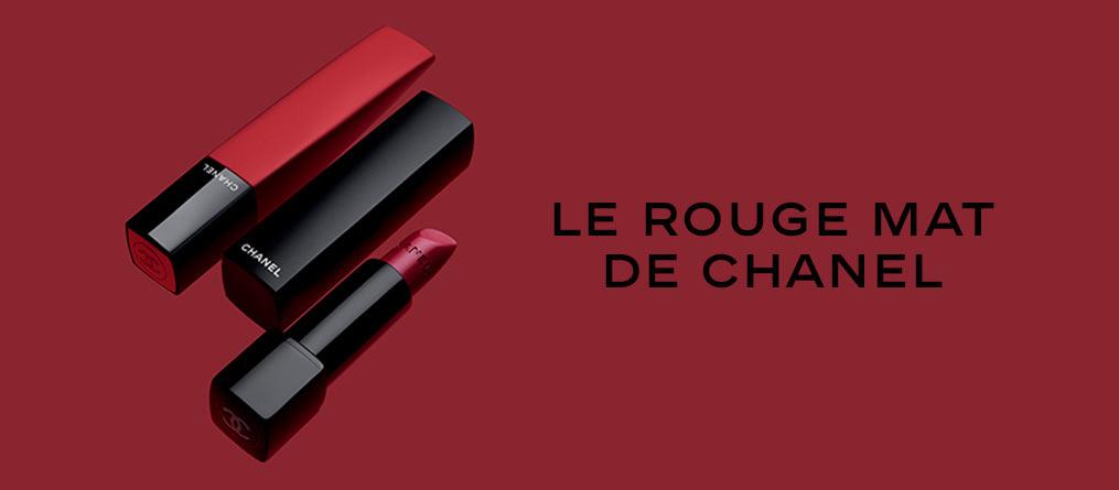 Chanel Le rouge Mat de Chanel