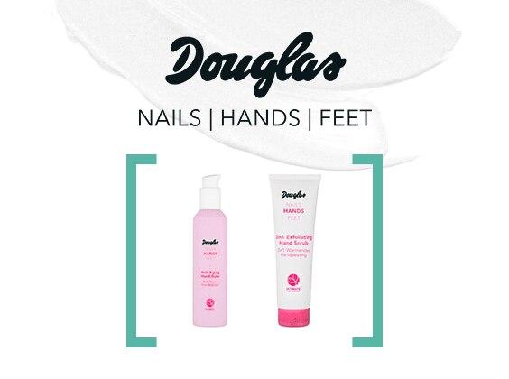 Nails Hands Feet