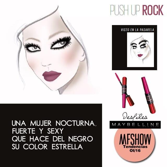 Mfshow maybelline tendencias maquillaje 2016