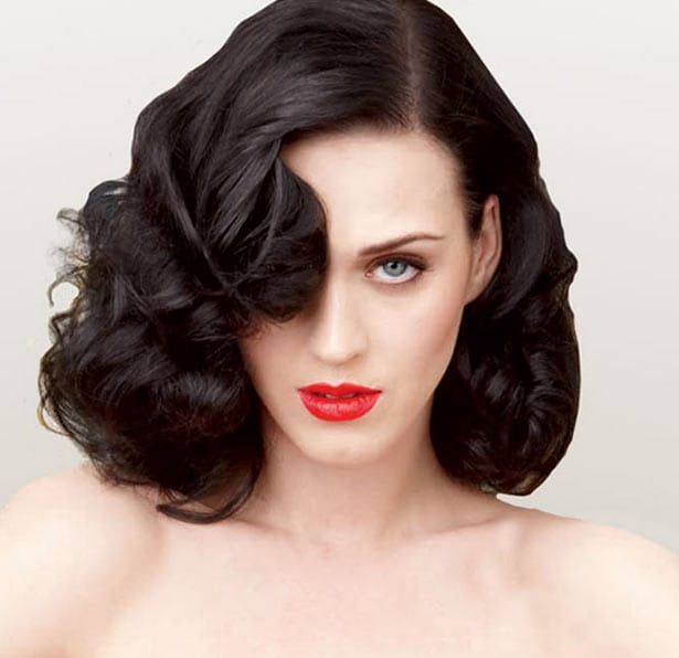 Katy Perry, la reina del estilo pin-up