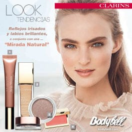 Clarins total look no maquillaje