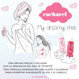 Body Mists de Cacharel en Bodybell