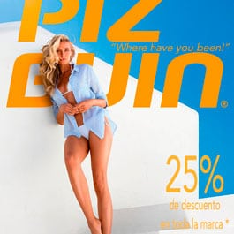 PIZ BUIN, el especialista en protección solar en Bodybell