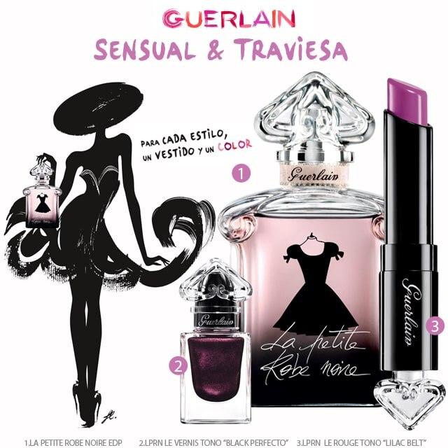 Guerlain La Petite Robe Noire Sensual y traviesa