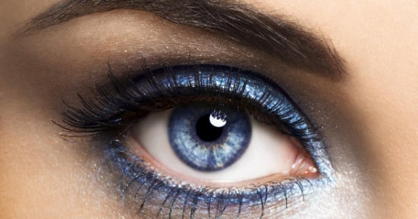 pintar ojos según su forma
