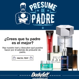 Bodybell Dia del Padre Biotherm Homme