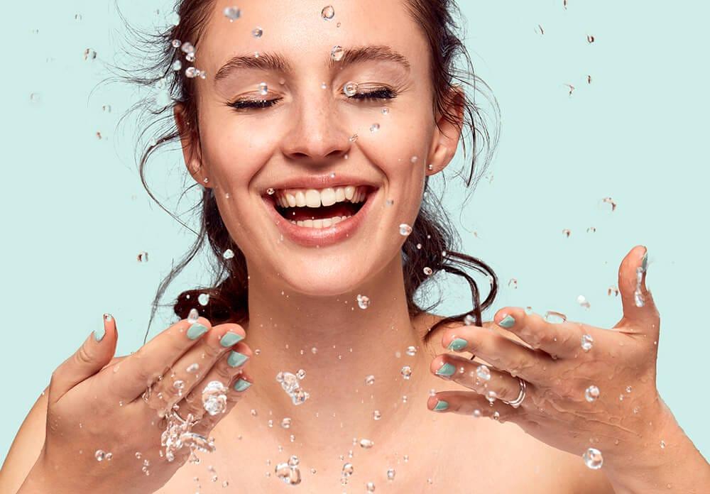 Limpieza facial: hidratante