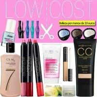 Top 10 belleza low cost