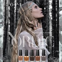 TOP BEAUTY! OPI NORDIC, MANICURAS OTOÑO 2014.