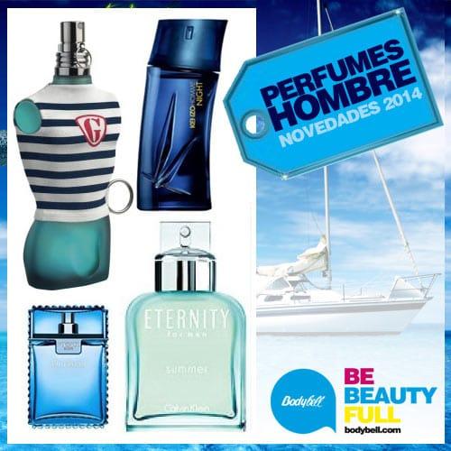 perfumes nuevos hombre 2014