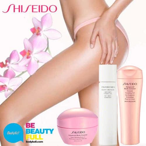 Shiseido anticelulíticos.